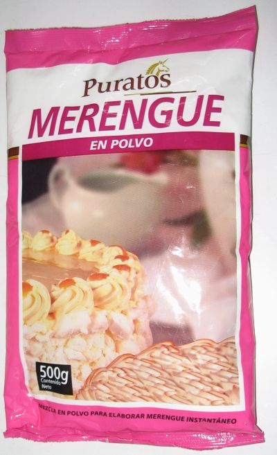 Merengue en Polvo Puratos