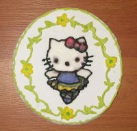 Pastillaje - Disco Hello Kitty